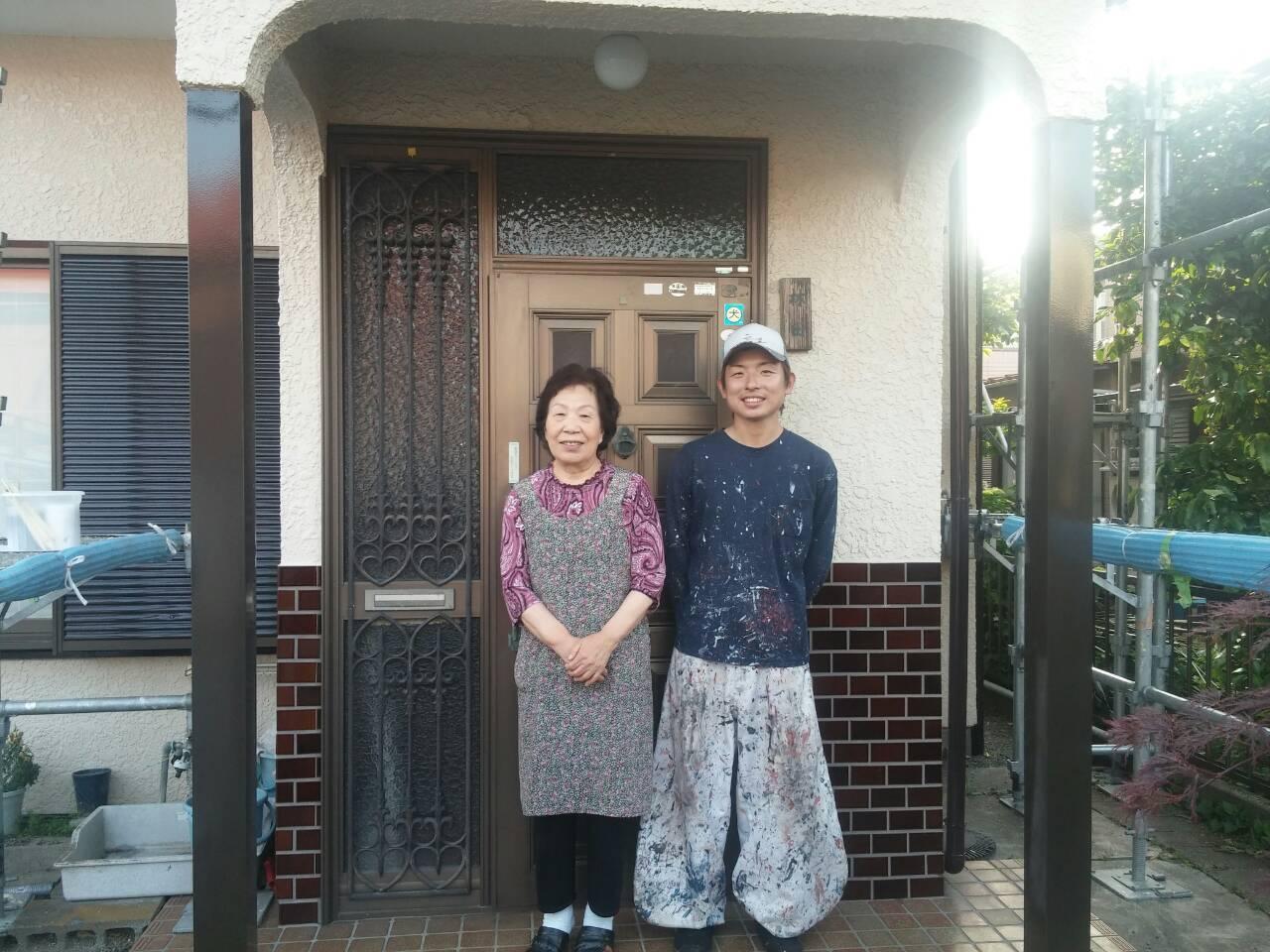 林田 ミヨ子様邸