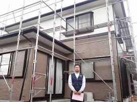 比留川 聡様邸