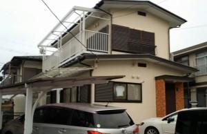 金子昭夫様外壁塗装・屋根塗装完了写真②